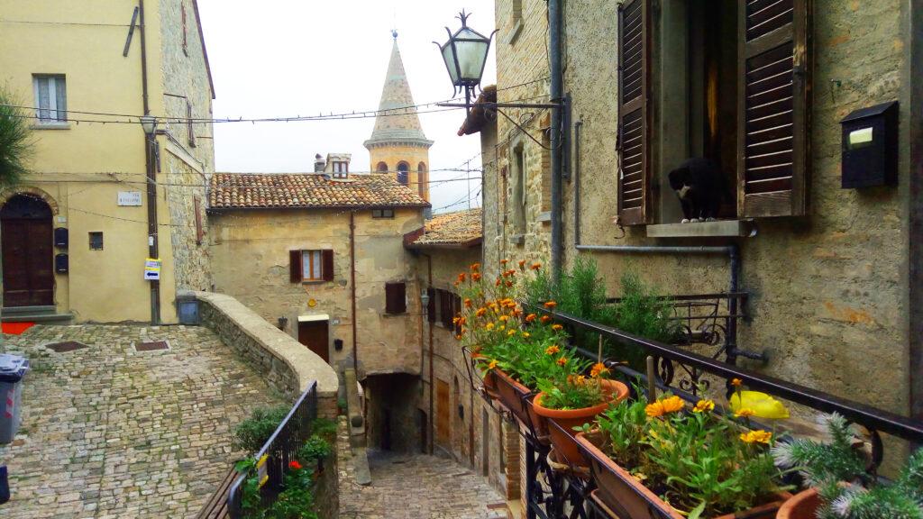 Sant'Agata Feltria borgo