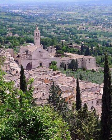 E-Bike tour Assisi